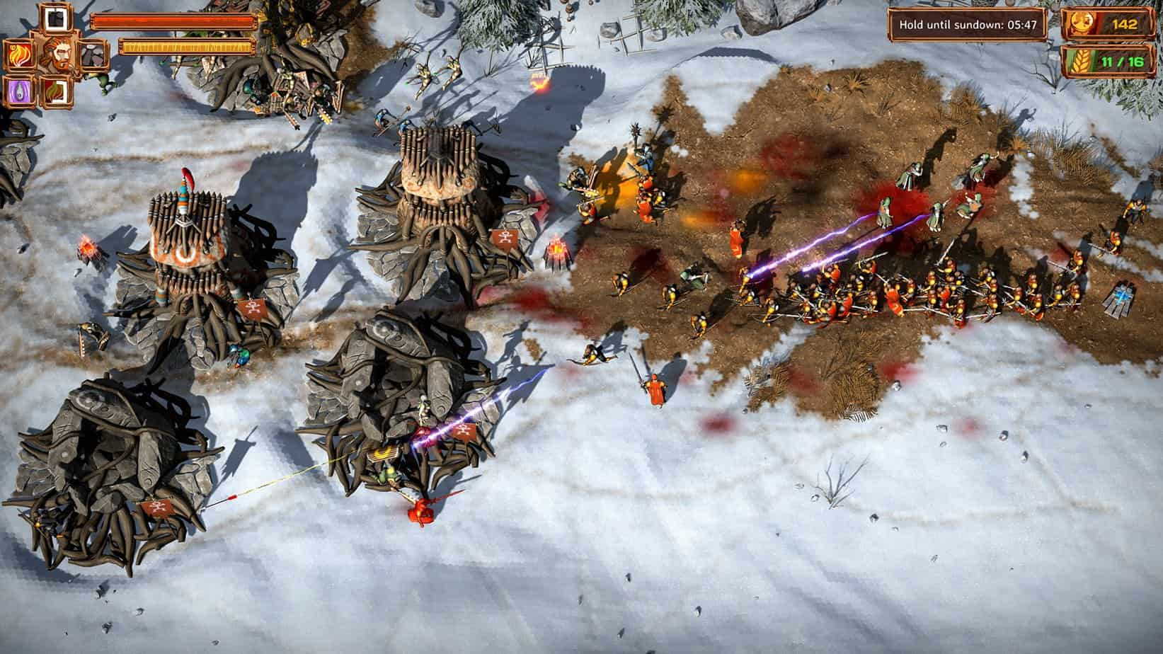Lornsword Winter Chronicle Review by FanBoyDestroy